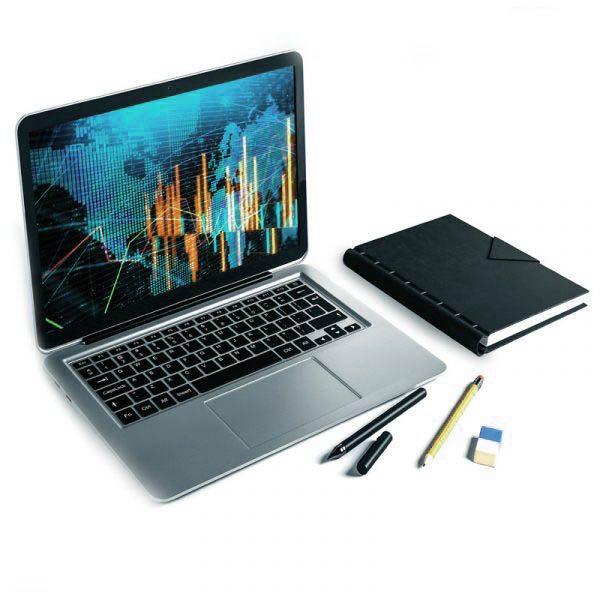 Chart Laptop